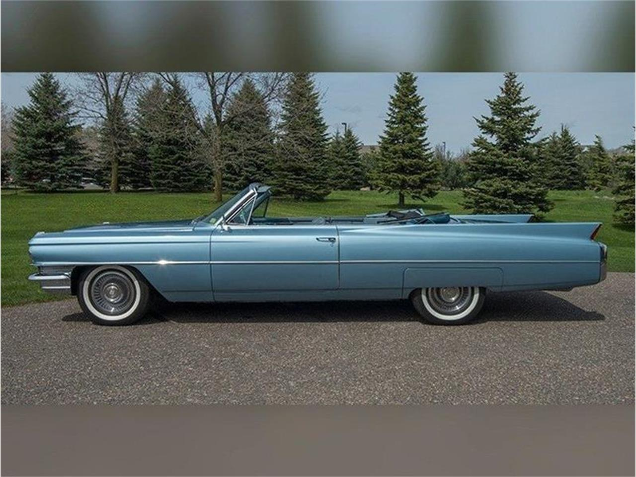 Large Picture of '63 DeVille located in Minnesota Offered by Ellingson Motorcars - L0V6