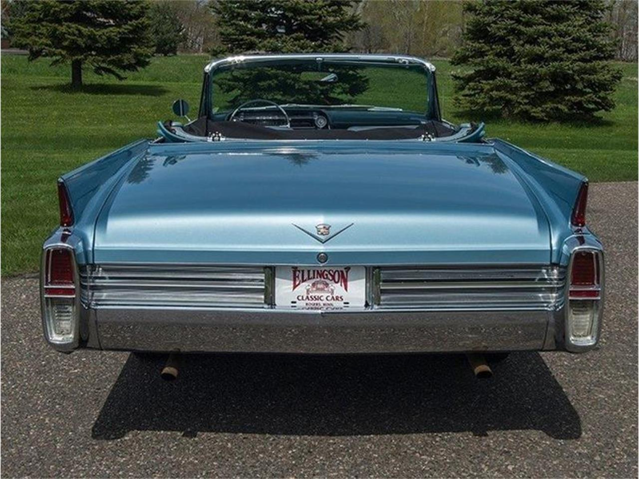 Large Picture of Classic '63 Cadillac DeVille located in Minnesota - L0V6