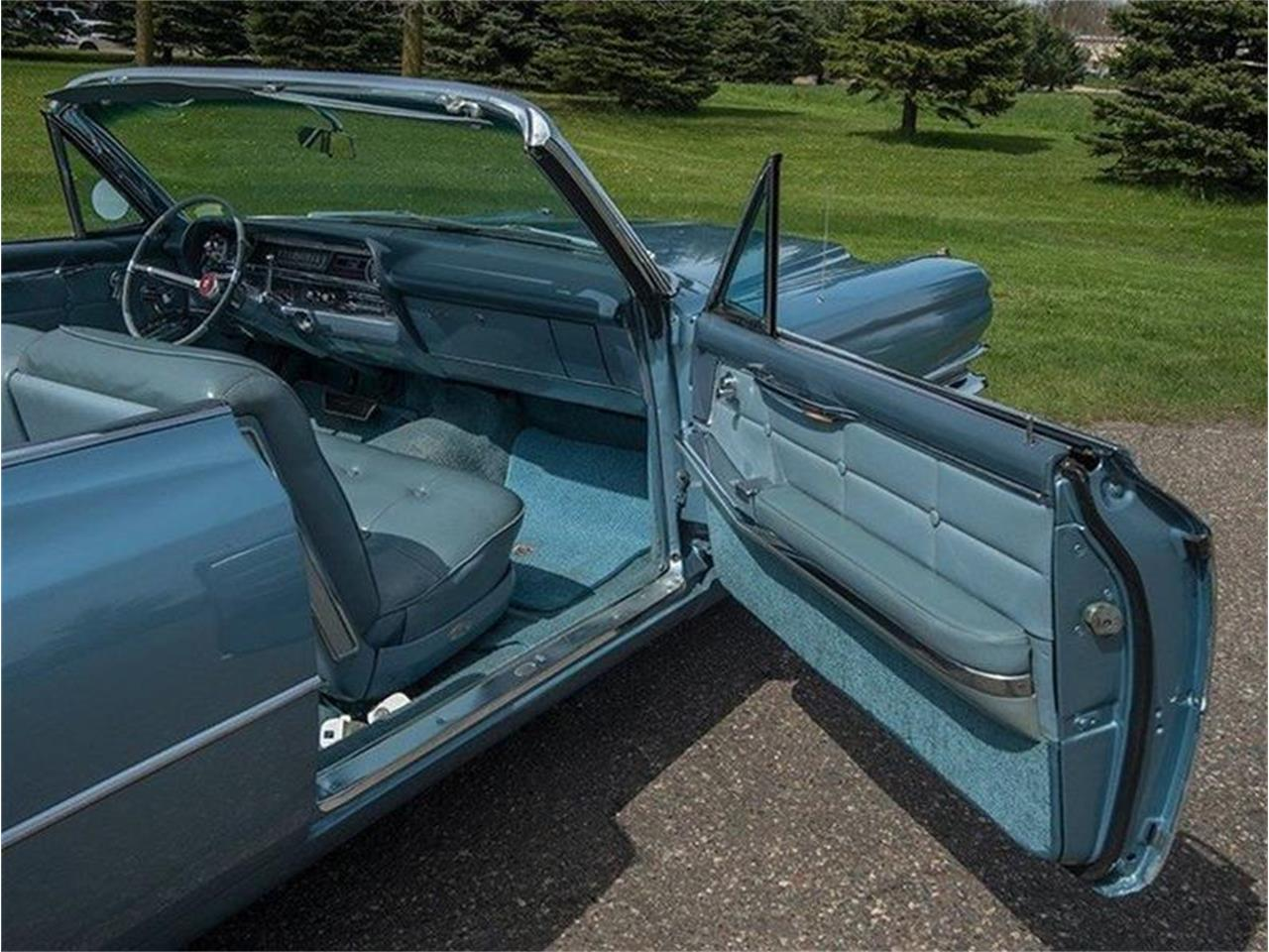 Large Picture of 1963 Cadillac DeVille Offered by Ellingson Motorcars - L0V6