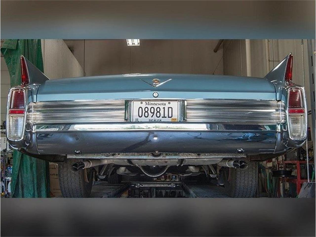 Large Picture of Classic 1963 Cadillac DeVille located in Minnesota - L0V6