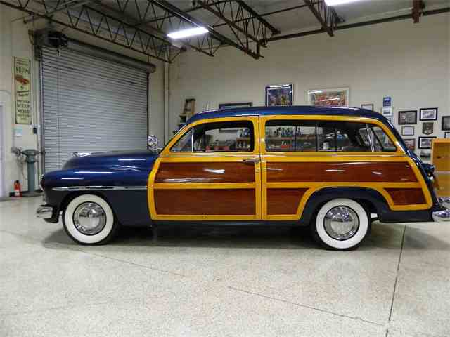 Picture of Classic 1950 Woody Wagon - L73O