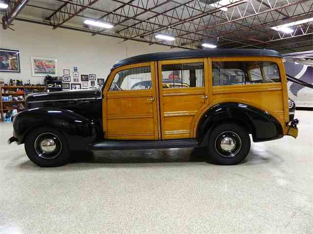 Picture of 1940 Woody Wagon located in California - $115,000.00 Offered by  - L73P