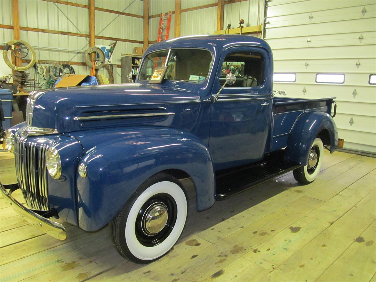Large Picture of Classic 1946 Pickup located in Poughkeepsie New York Offered by a Private Seller - L73X