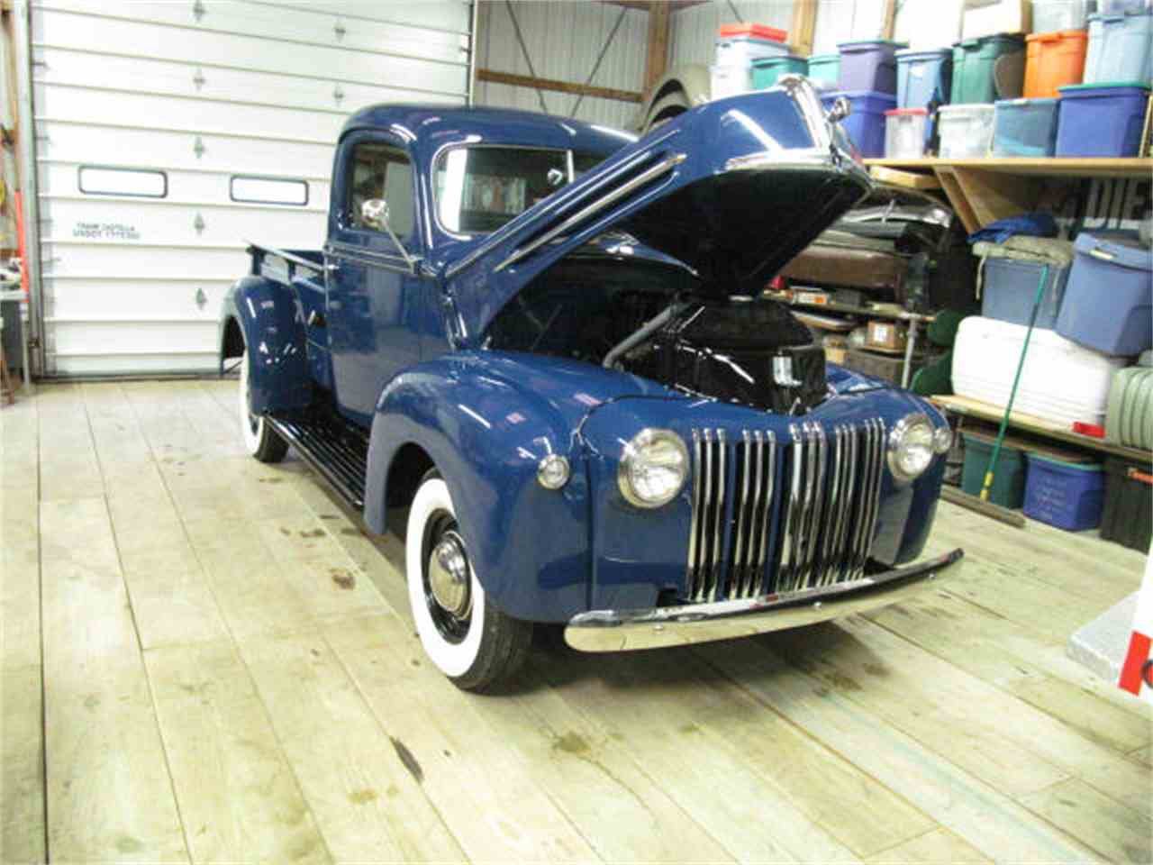 Large Picture of '46 Pickup - L73X