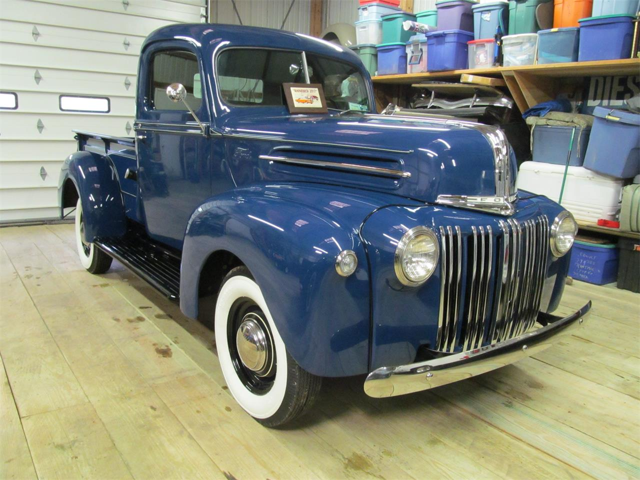 Large Picture of Classic '46 Ford Pickup located in New York - $39,500.00 Offered by a Private Seller - L73X