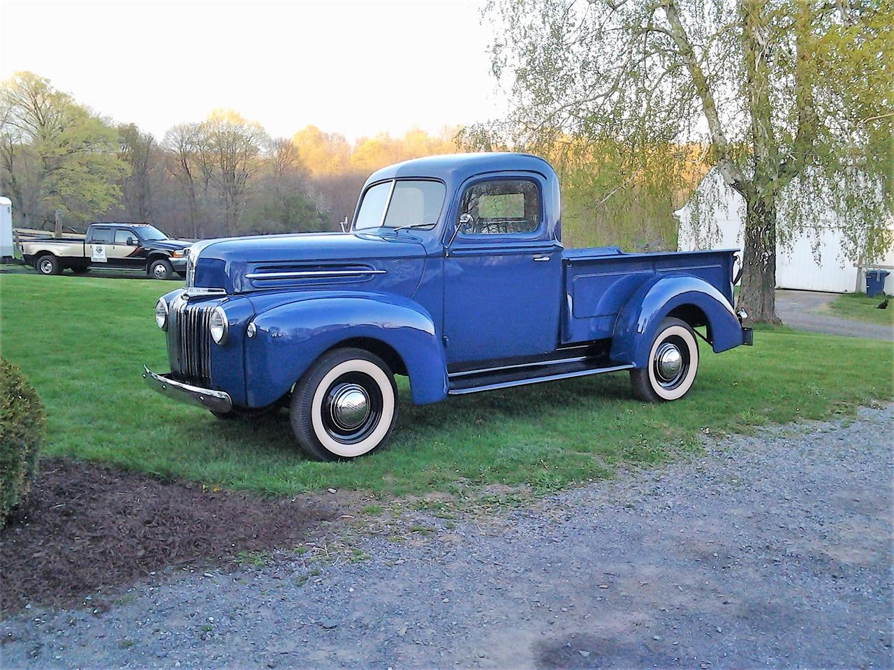Large Picture of Classic 1946 Ford Pickup located in New York Offered by a Private Seller - L73X