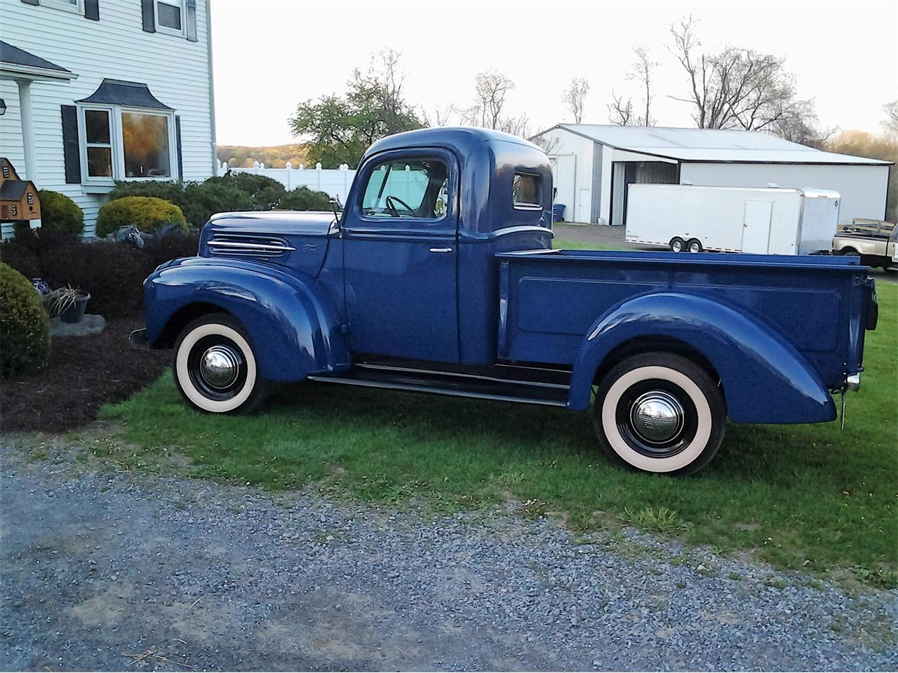 Large Picture of '46 Pickup Offered by a Private Seller - L73X