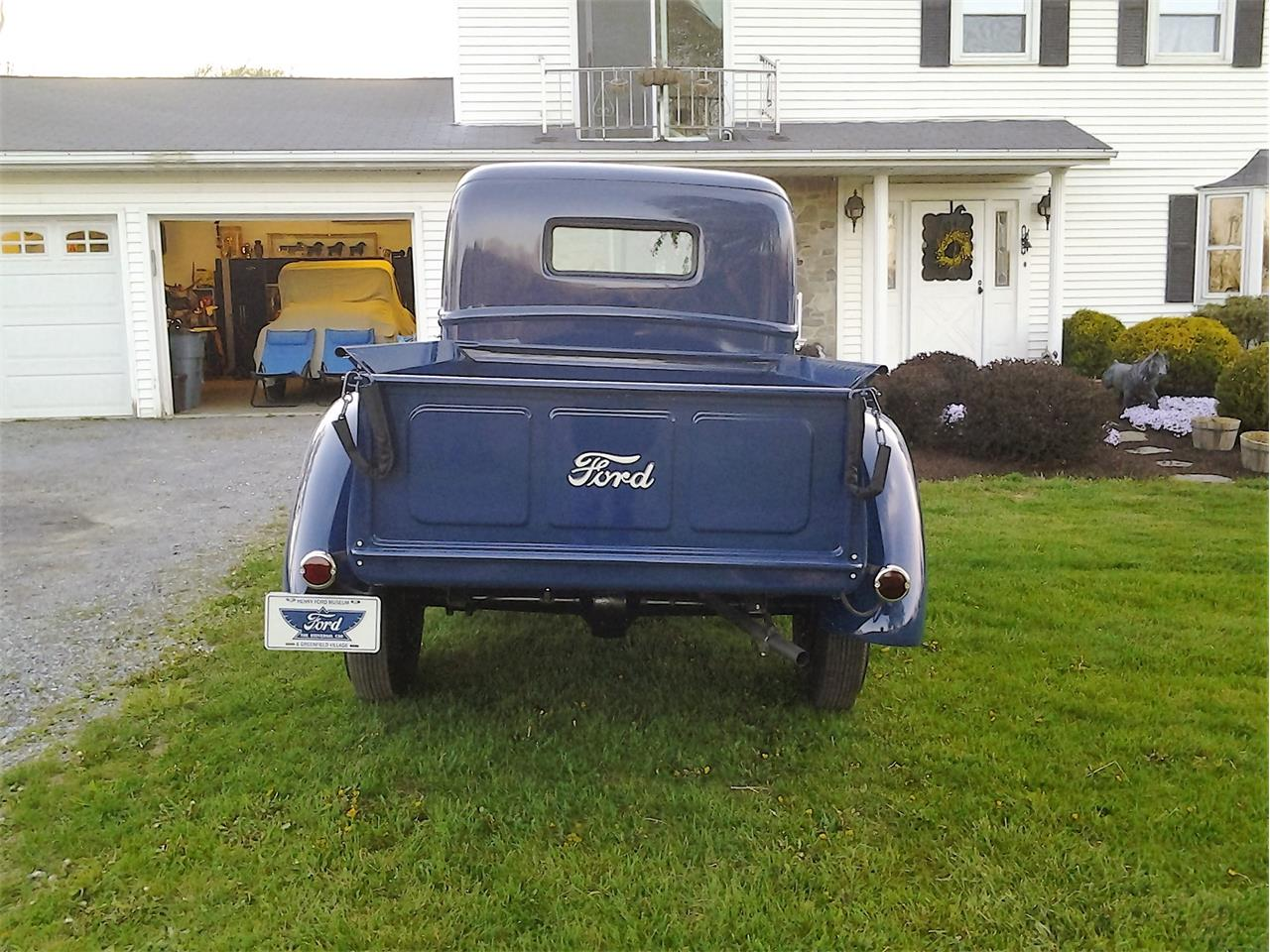 Large Picture of '46 Ford Pickup - L73X