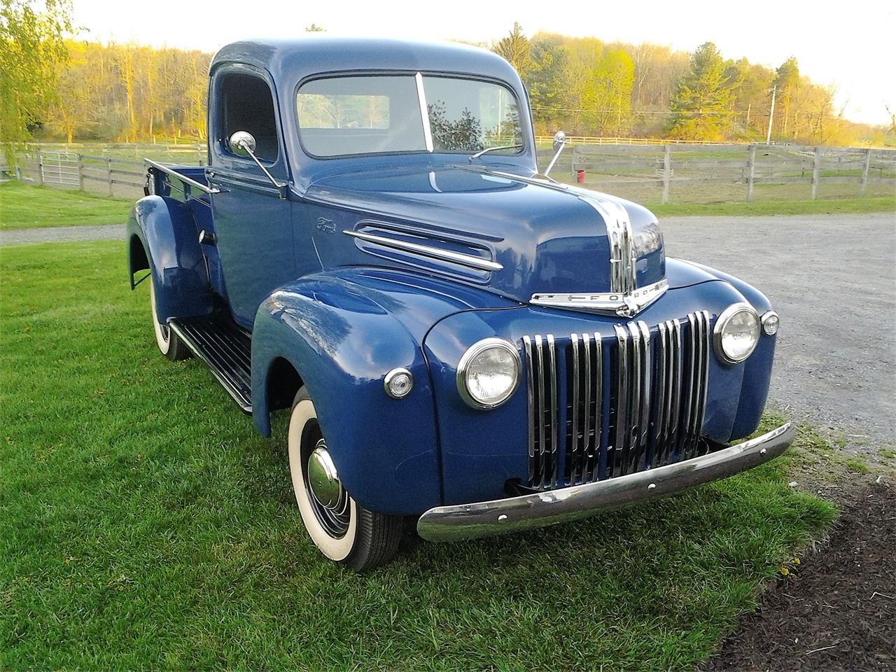 Large picture of 46 pickup l73x