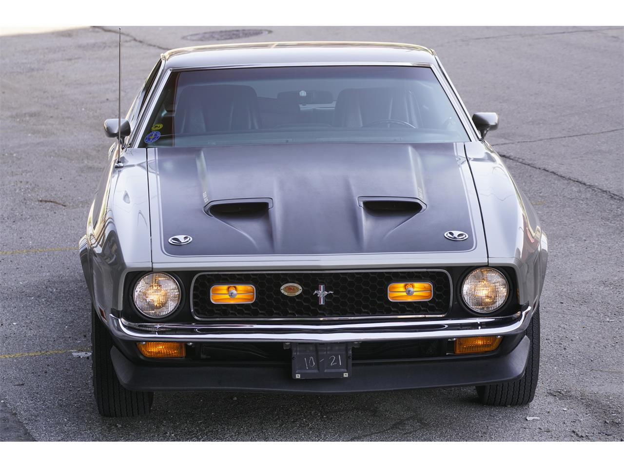 Large Picture of '71 Mustang Boss - L742