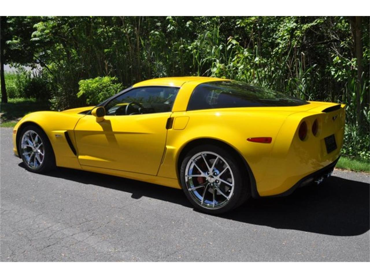 Large Picture of 2010 Chevrolet Corvette located in Clifton Park New York - $49,999.00 Offered by Prestige Motor Car Co. - L74B