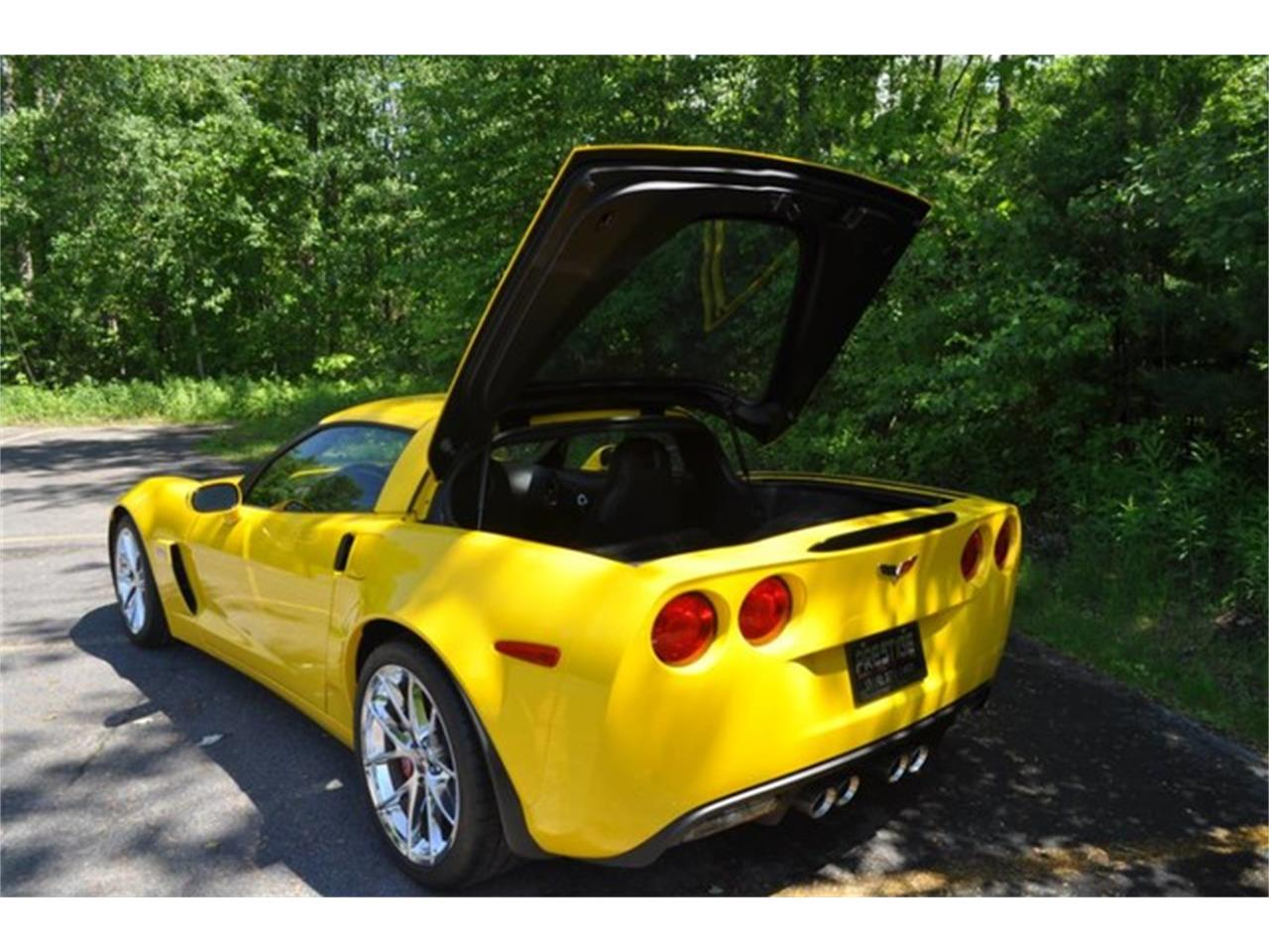 Large Picture of 2010 Chevrolet Corvette located in New York - $49,999.00 Offered by Prestige Motor Car Co. - L74B