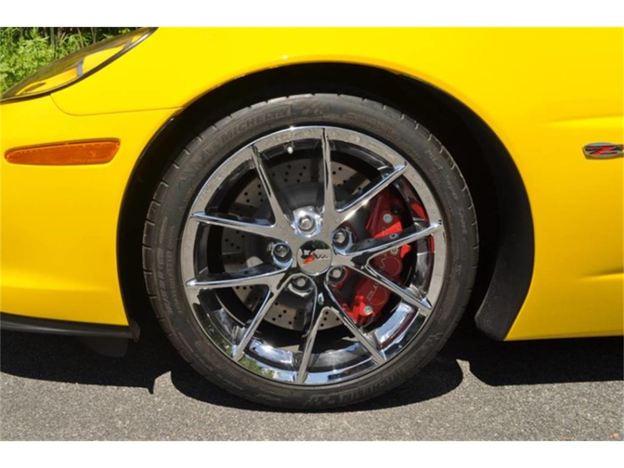Large Picture of '10 Corvette located in Clifton Park New York Offered by Prestige Motor Car Co. - L74B