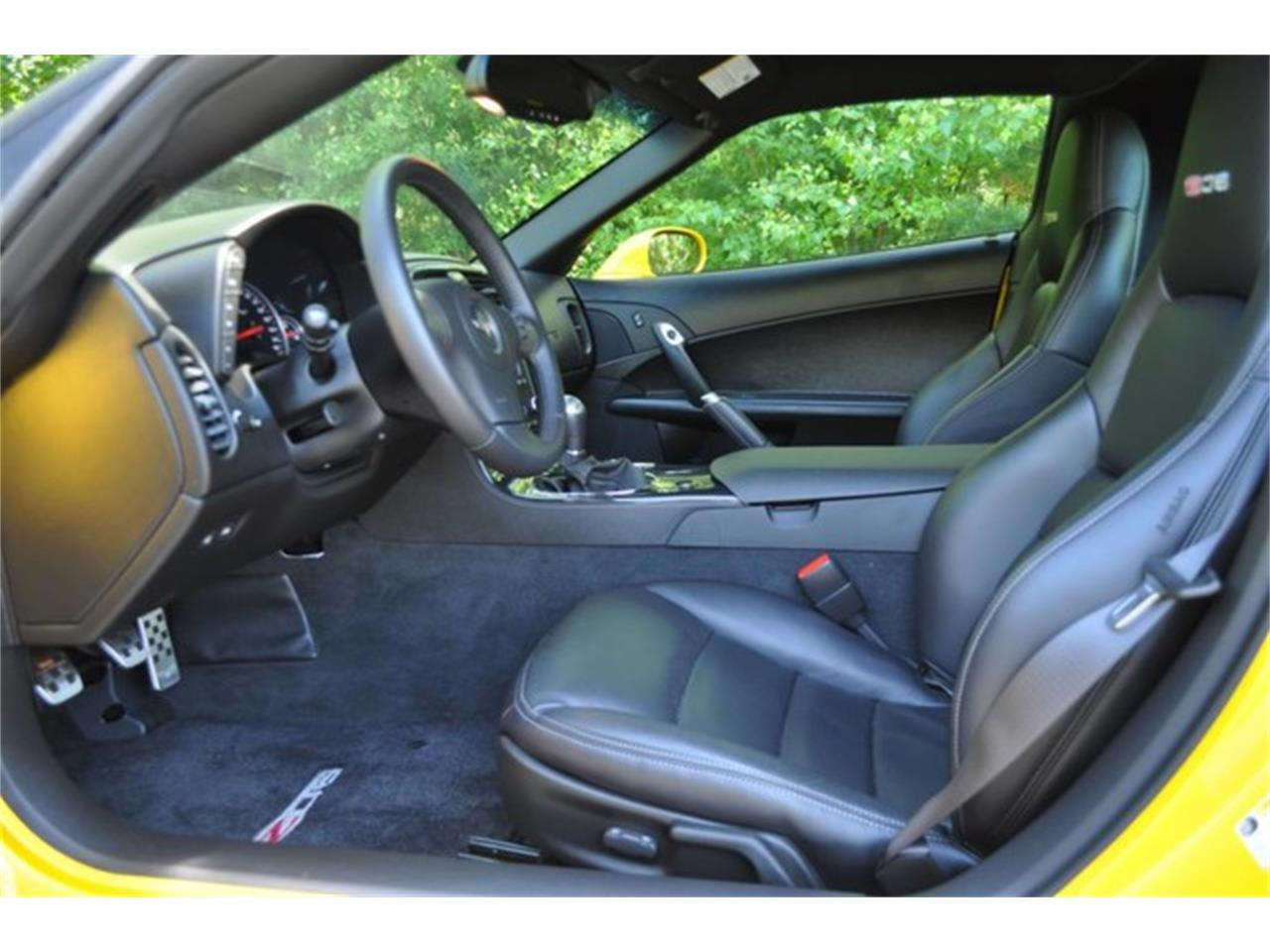 Large Picture of 2010 Chevrolet Corvette located in Clifton Park New York Offered by Prestige Motor Car Co. - L74B