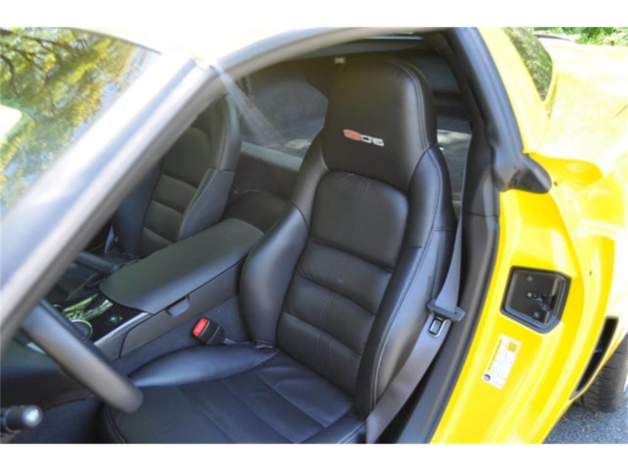 Large Picture of 2010 Chevrolet Corvette located in Clifton Park New York - L74B