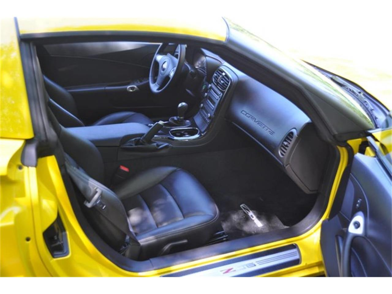 Large Picture of '10 Chevrolet Corvette located in New York - $49,999.00 Offered by Prestige Motor Car Co. - L74B