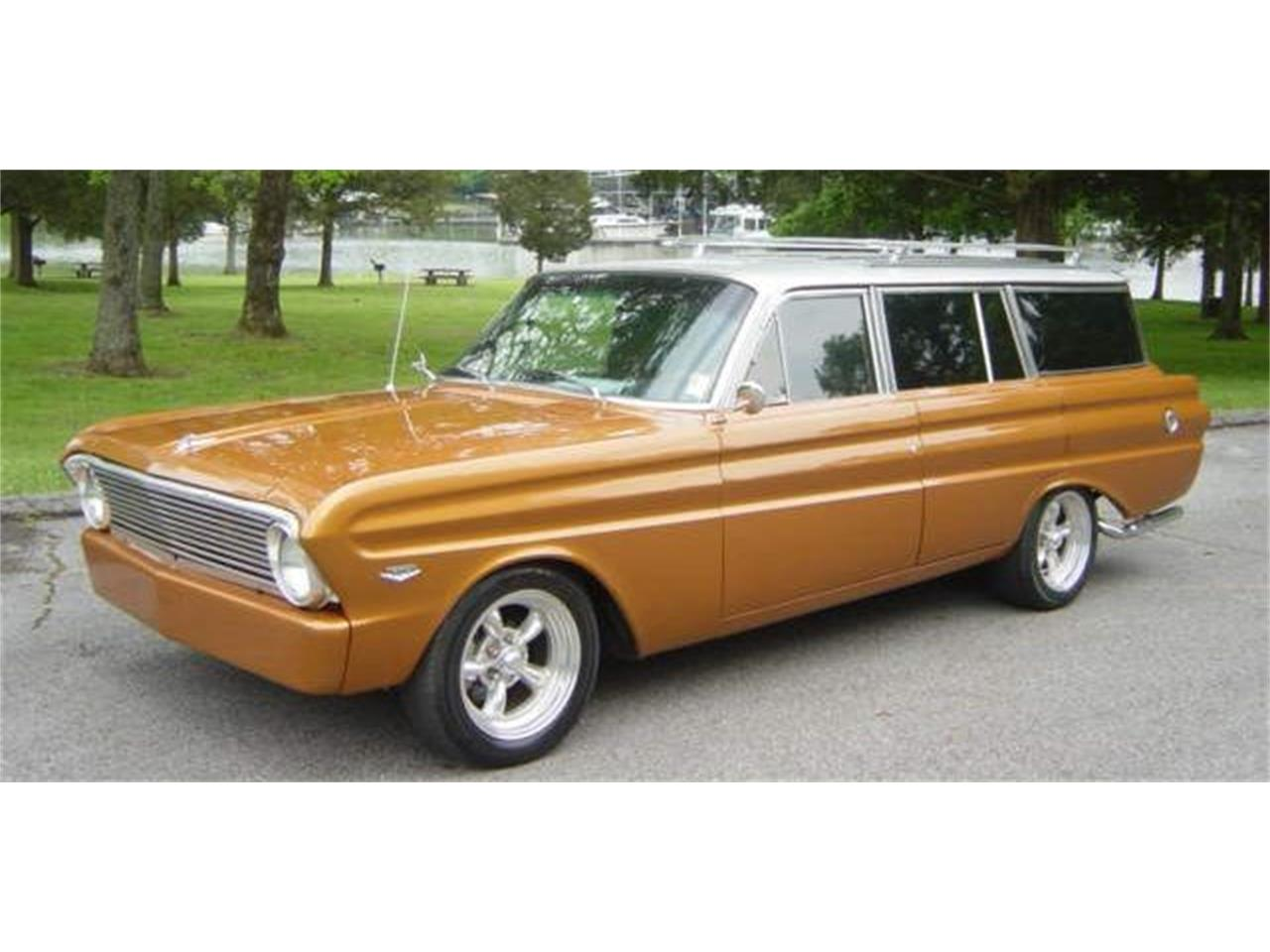 For Sale: 1964 Ford FALCON WAGON in Hendersonville, Tennessee