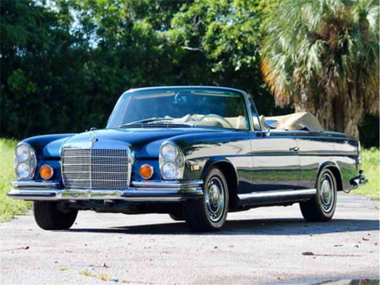 1971 mercedes benz 280se for sale cc for Mercedes benz for sale by owner in florida