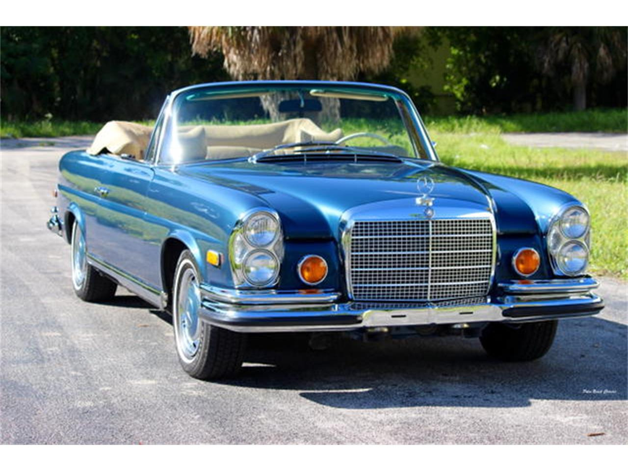 Large Picture of Classic '71 280SE located in Florida Offered by The Toy Store - L75C