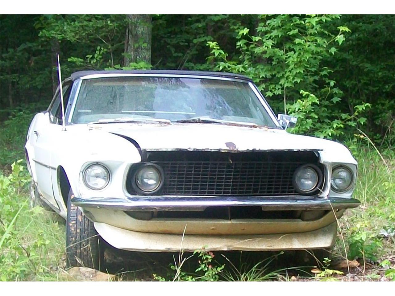 Large Picture of Classic 1969 Ford Mustang located in North Carolina Offered by a Private Seller - L75E