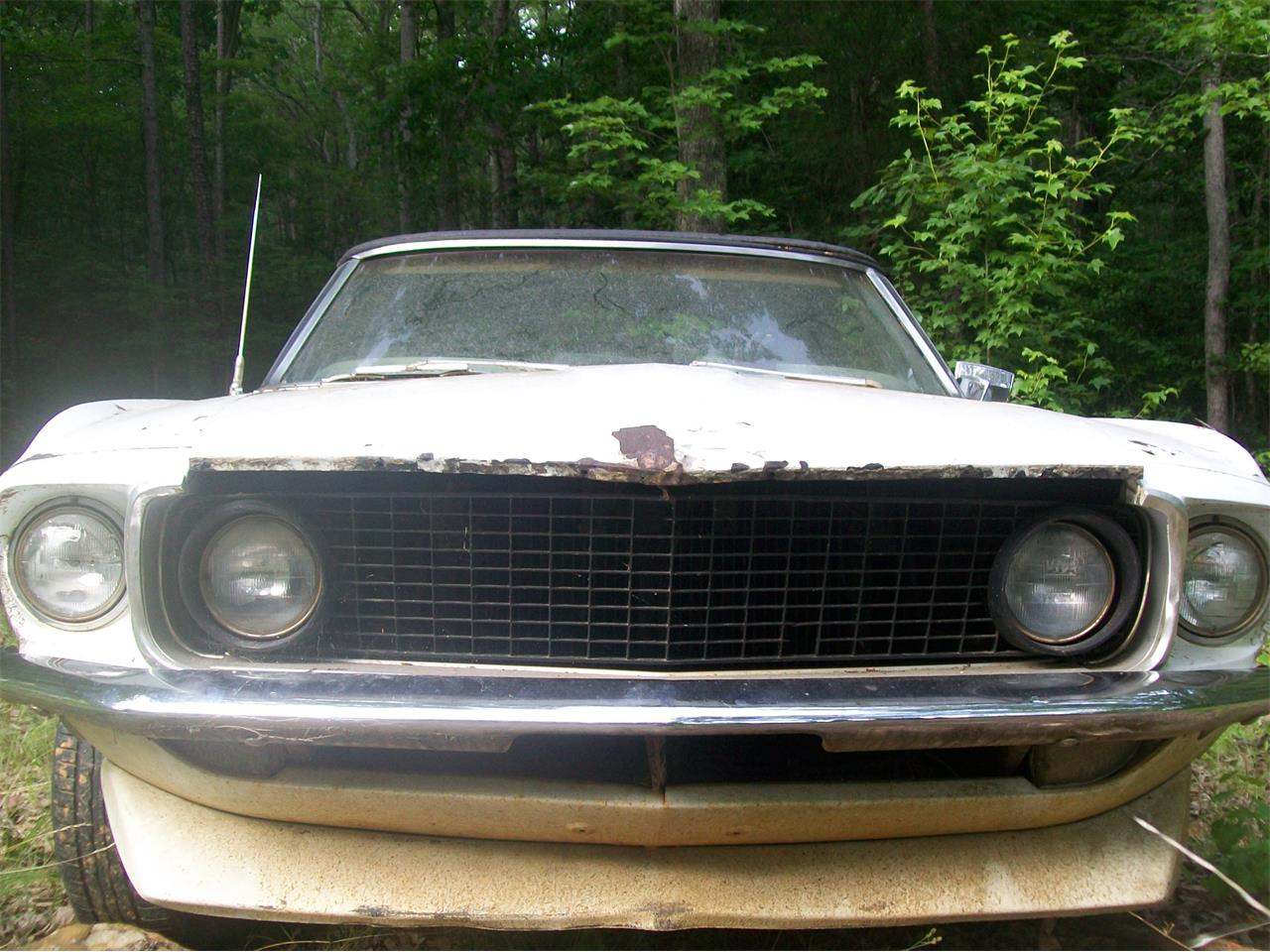 Large Picture of '69 Ford Mustang located in North Carolina - $3,000.00 Offered by a Private Seller - L75E