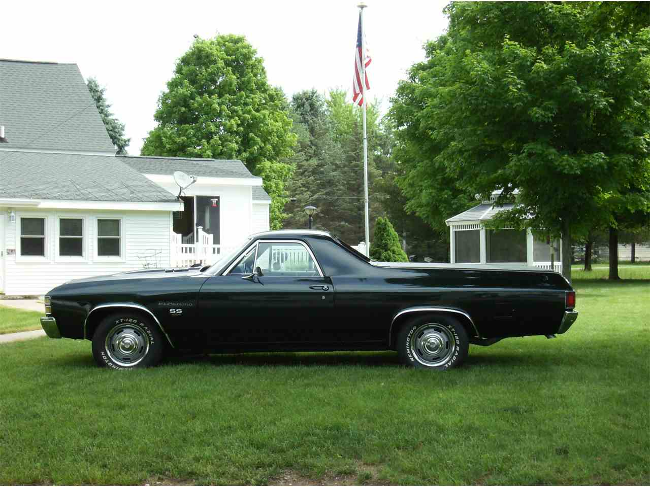 Large Picture of '71 El Camino SS - L75L