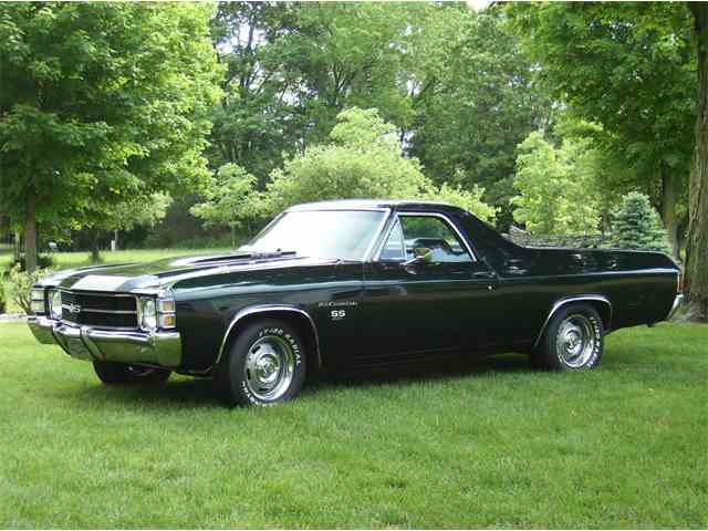 Picture of Classic 1971 El Camino SS - $27,900.00 Offered by a Private Seller - L75L