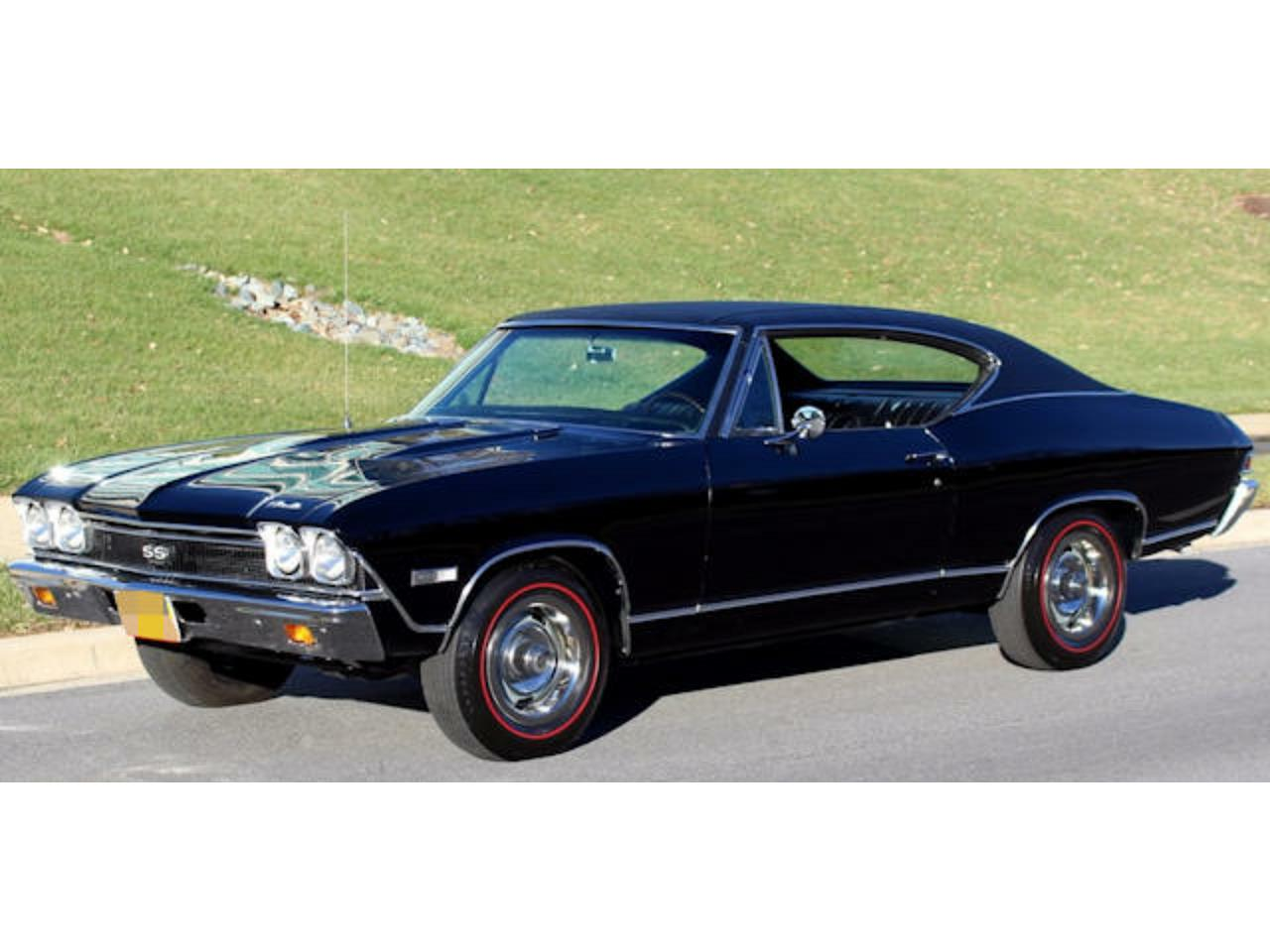 Car Auctions In Pa >> 1968 Chevrolet Chevelle SS 396 Coupe for Sale | ClassicCars.com | CC-989052
