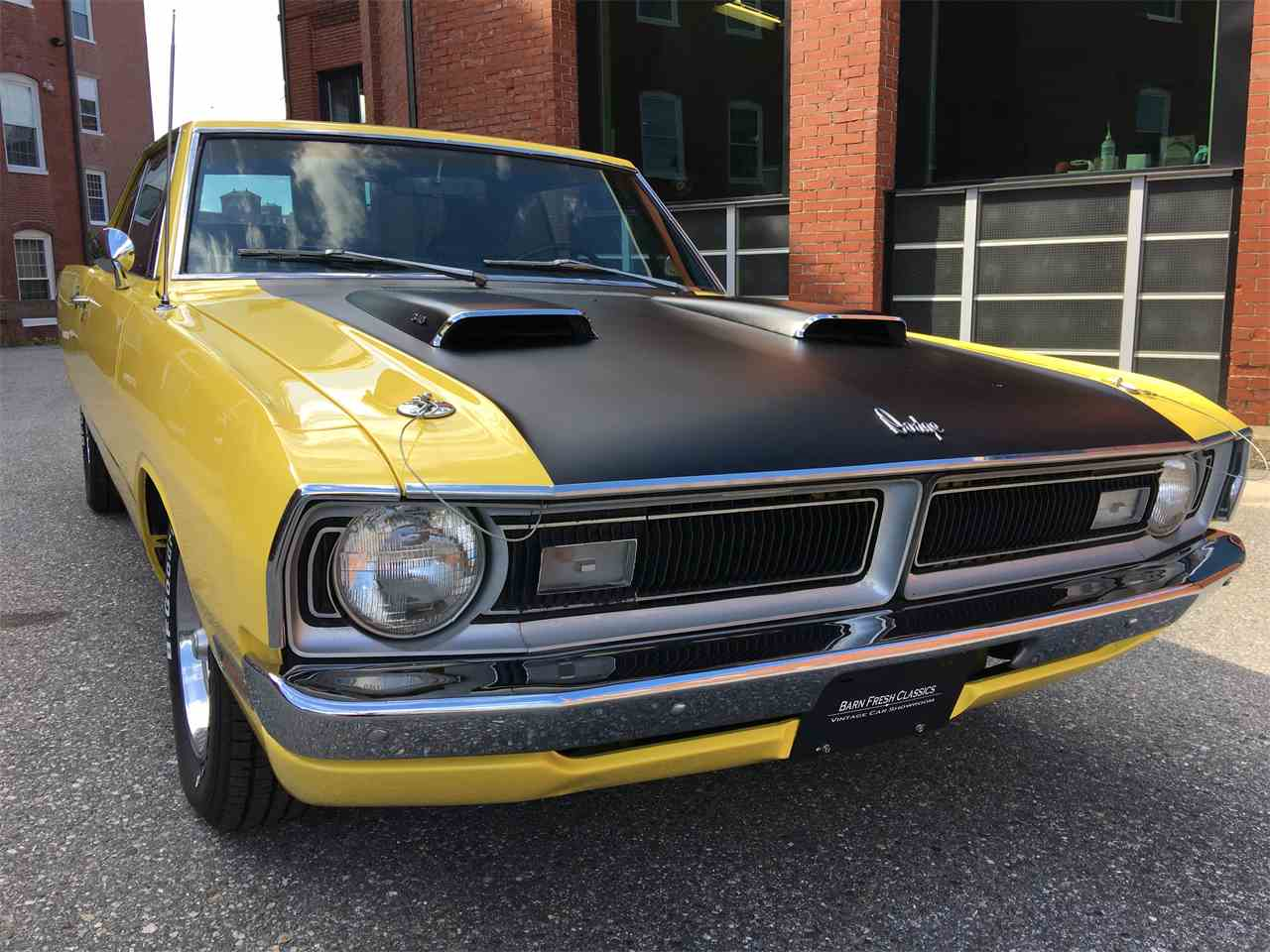 1970 Dodge Dart Swinger for Sale | ClassicCars.com | CC-989056