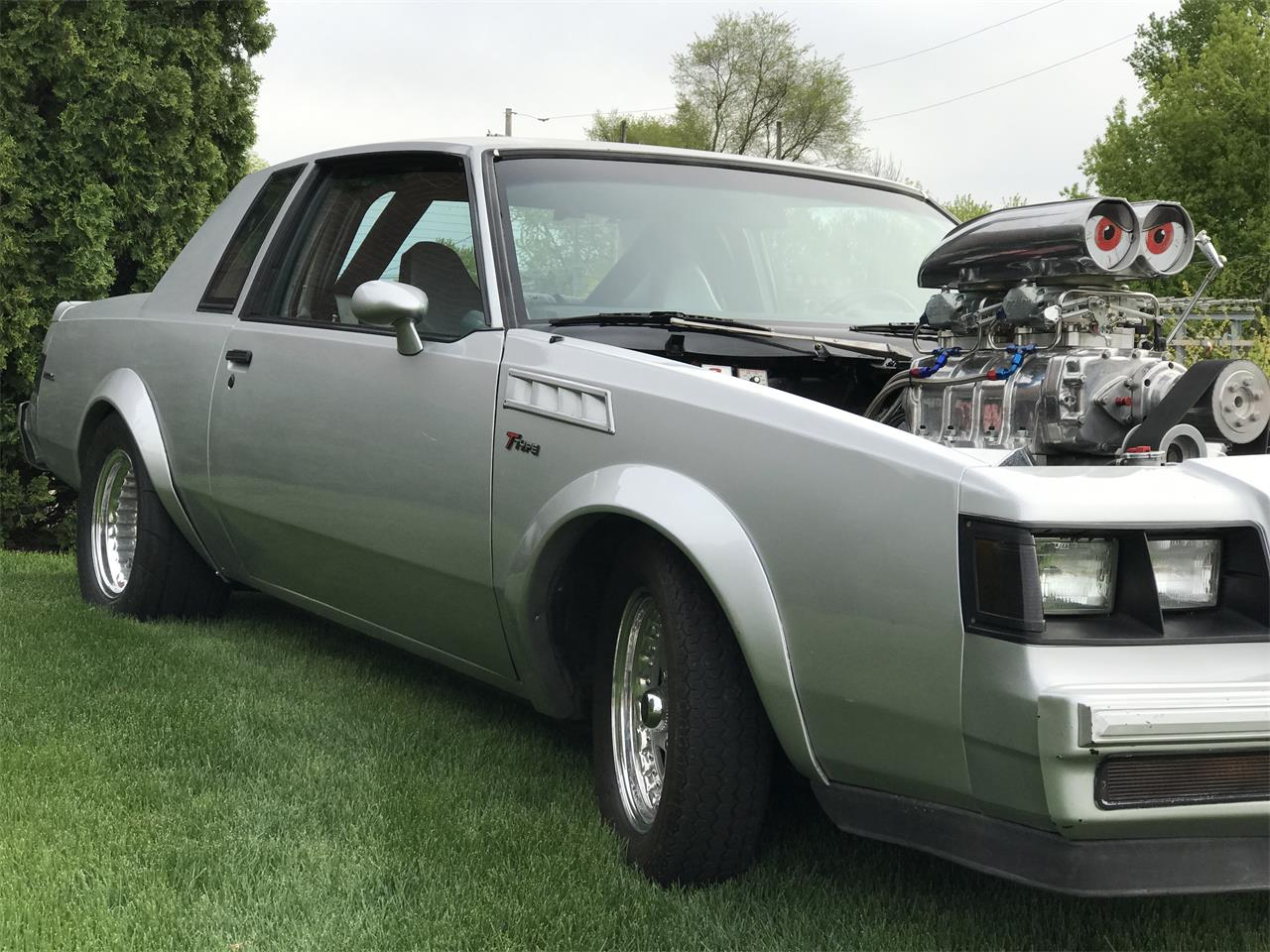 Large Picture of '84 Regal - L75X