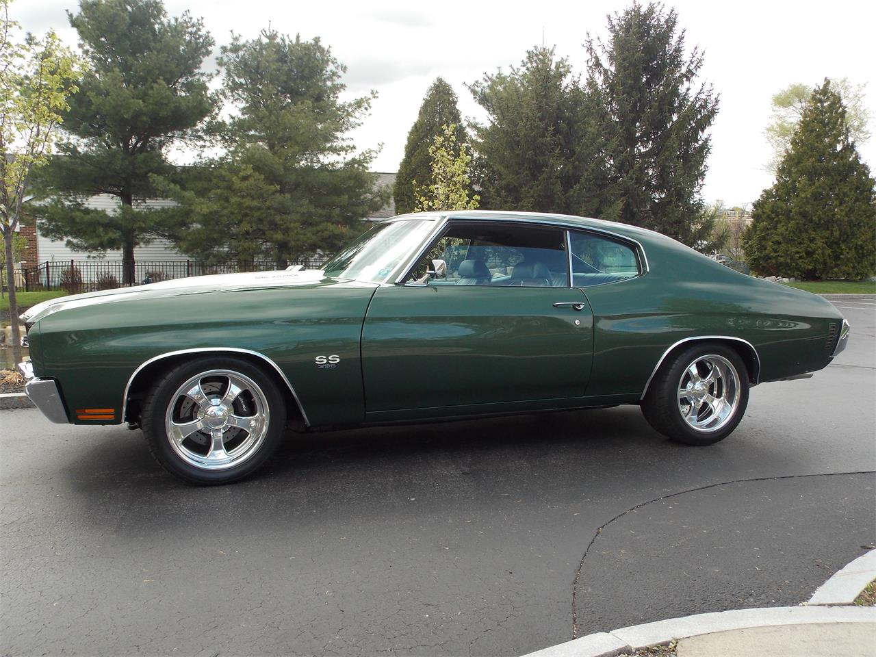Large Picture of '70 Chevelle SS - L769
