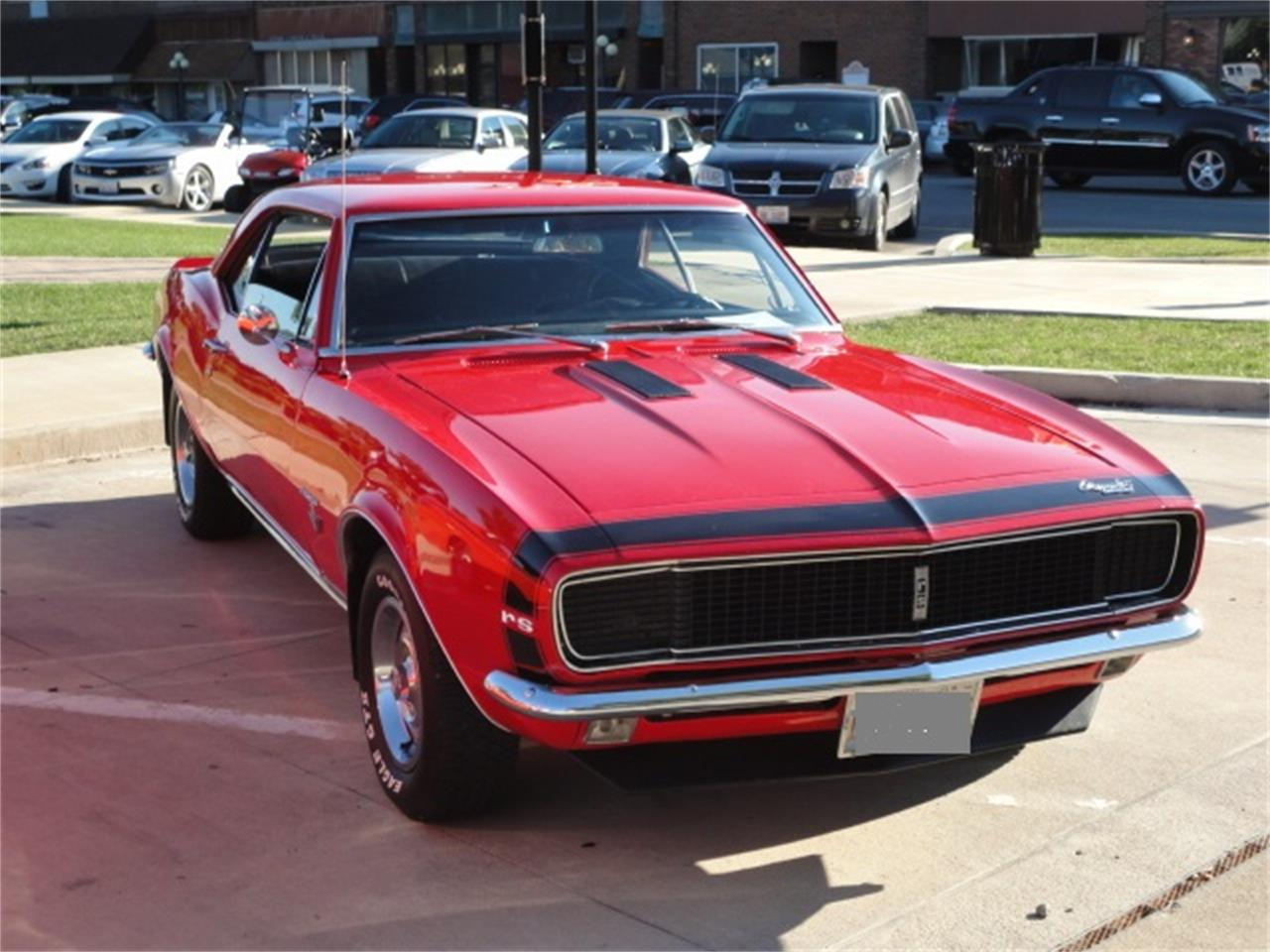 Large Picture of 1967 Camaro RS located in Illinois - L76C
