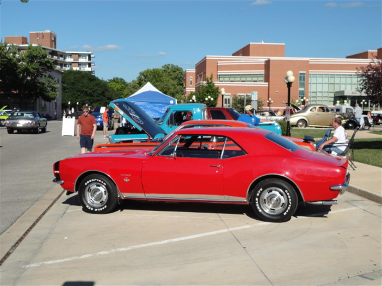 Large Picture of 1967 Camaro RS located in Illinois - $28,500.00 Offered by a Private Seller - L76C