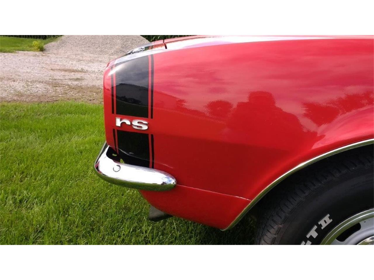 Large Picture of Classic '67 Camaro RS located in Illinois - $28,500.00 Offered by a Private Seller - L76C