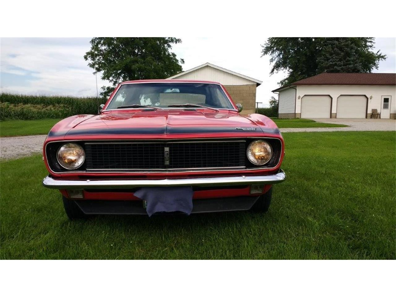 Large Picture of '67 Camaro RS - L76C