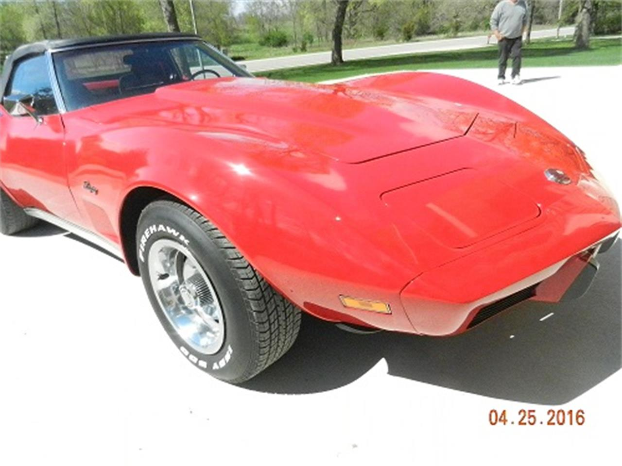 Large Picture of 1975 Corvette located in Minnesota - $23,900.00 Offered by McGeorge Classics - L76E