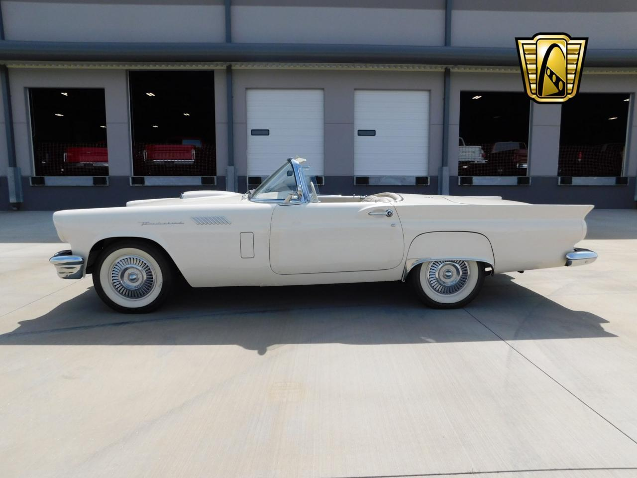 Large Picture of Classic '57 Ford Thunderbird located in Georgia Offered by Gateway Classic Cars - Atlanta - L77Y
