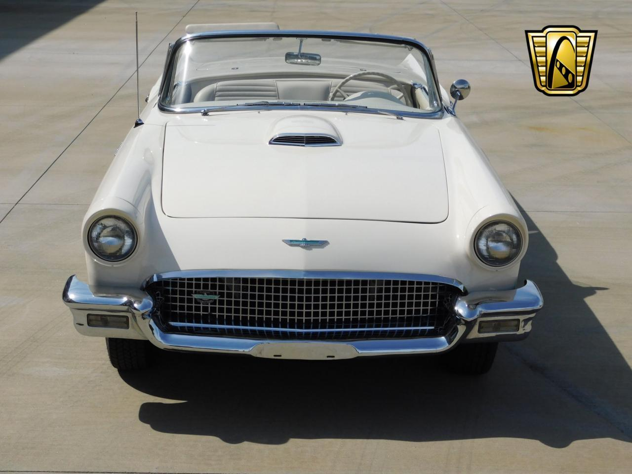 Large Picture of Classic 1957 Thunderbird Offered by Gateway Classic Cars - Atlanta - L77Y