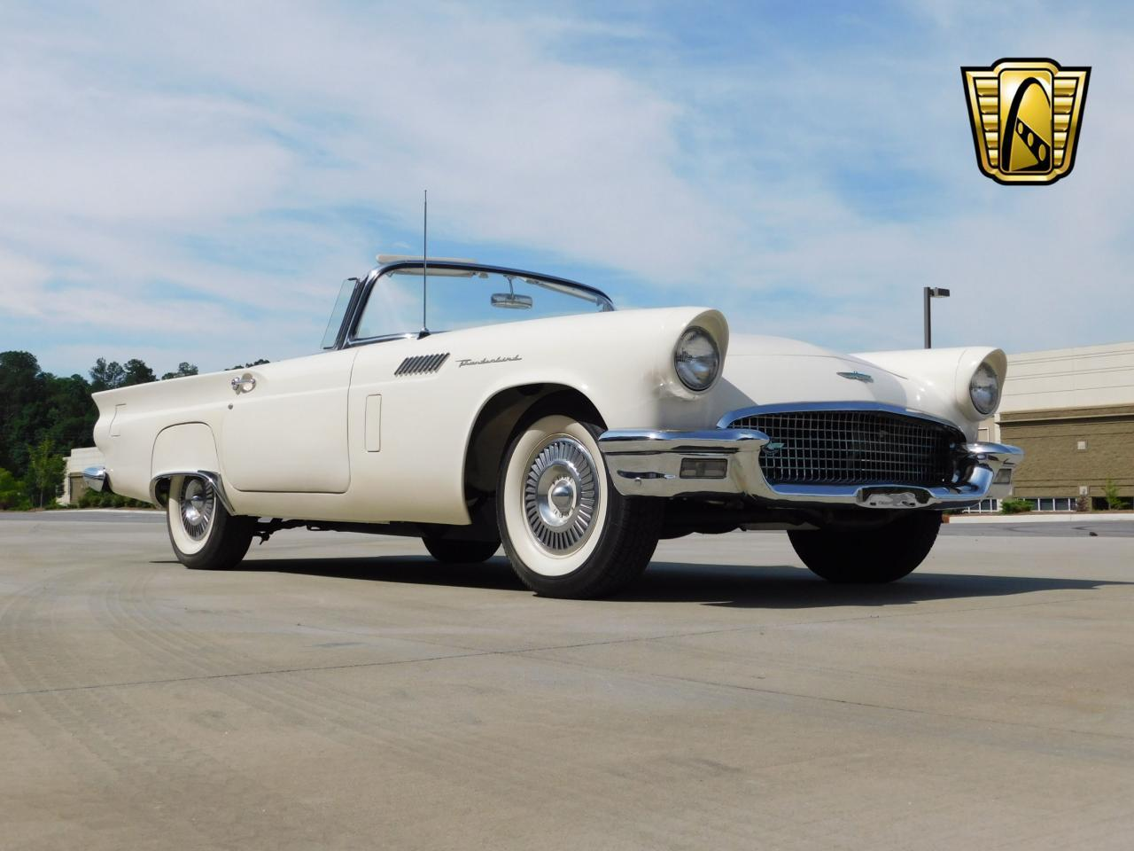 Large Picture of 1957 Ford Thunderbird located in Alpharetta Georgia Offered by Gateway Classic Cars - Atlanta - L77Y