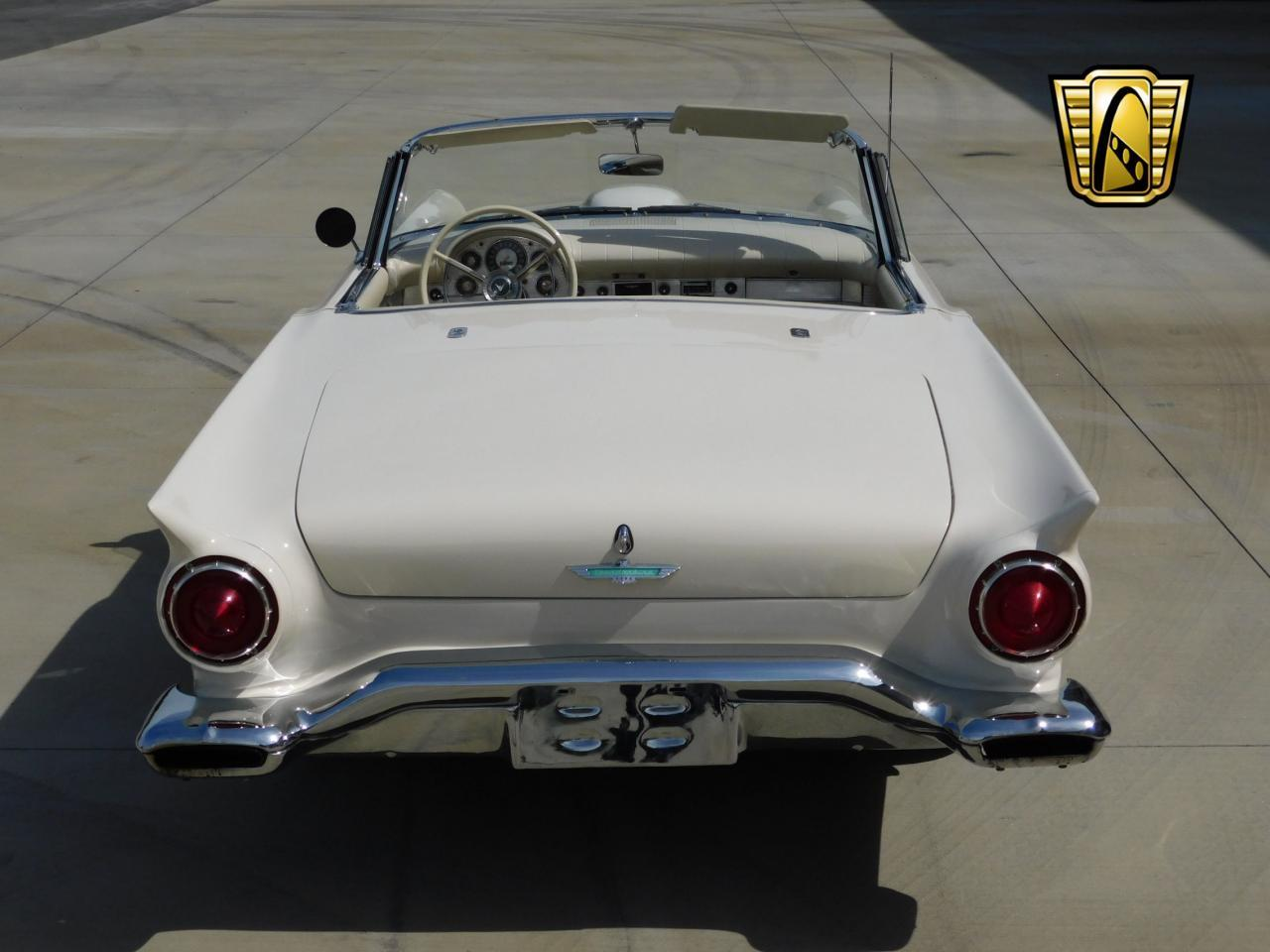 Large Picture of '57 Ford Thunderbird located in Alpharetta Georgia - $51,000.00 Offered by Gateway Classic Cars - Atlanta - L77Y