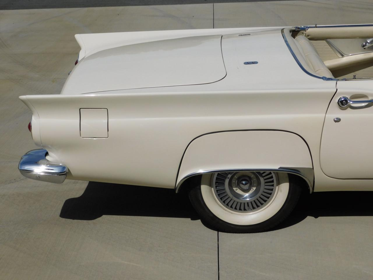 Large Picture of 1957 Thunderbird Offered by Gateway Classic Cars - Atlanta - L77Y