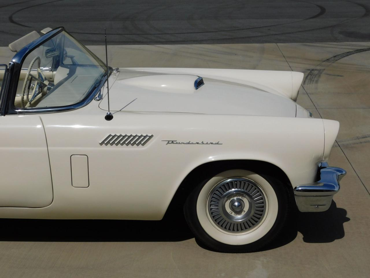 Large Picture of Classic 1957 Ford Thunderbird - $51,000.00 Offered by Gateway Classic Cars - Atlanta - L77Y