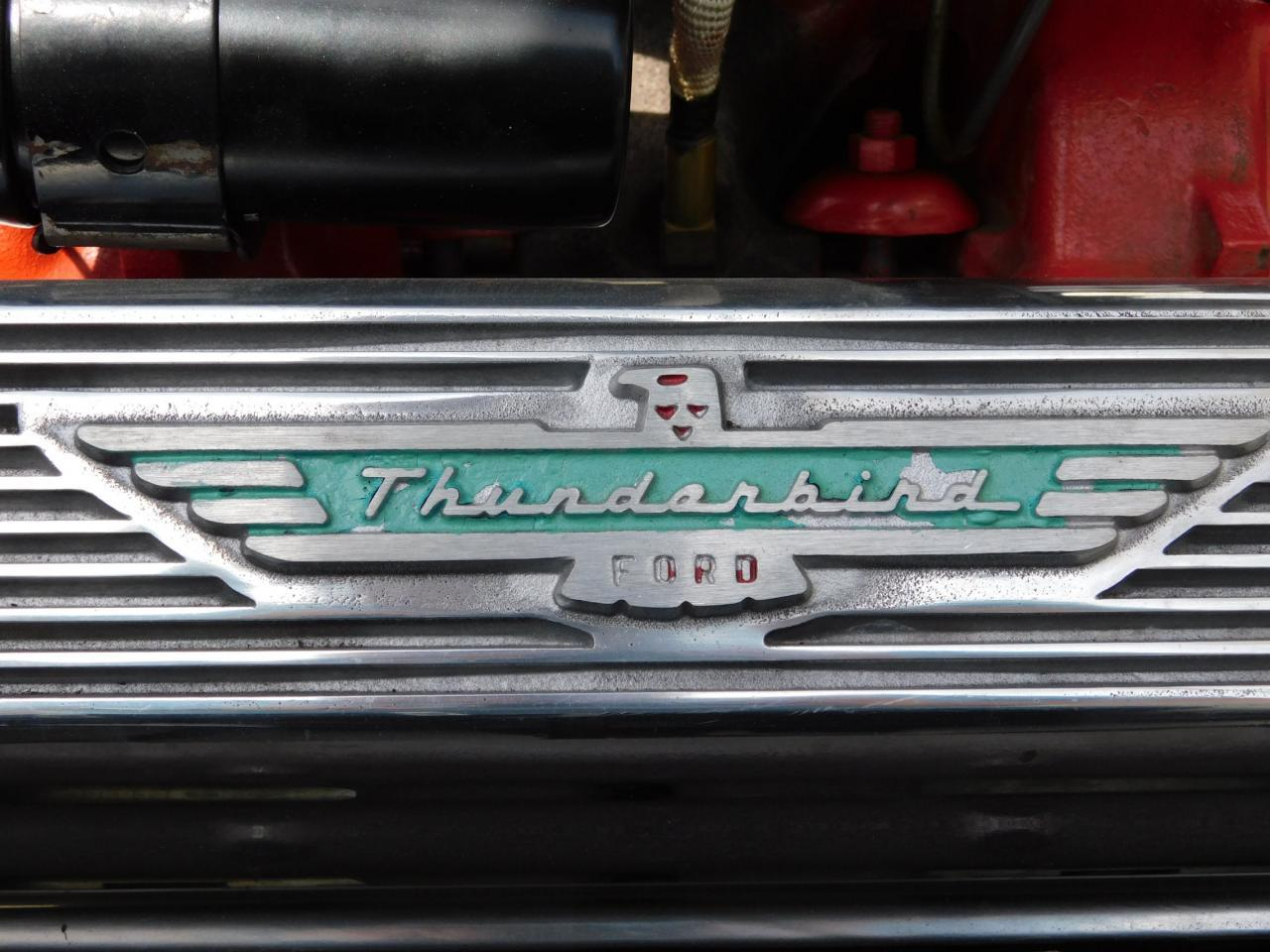 Large Picture of Classic '57 Thunderbird Offered by Gateway Classic Cars - Atlanta - L77Y