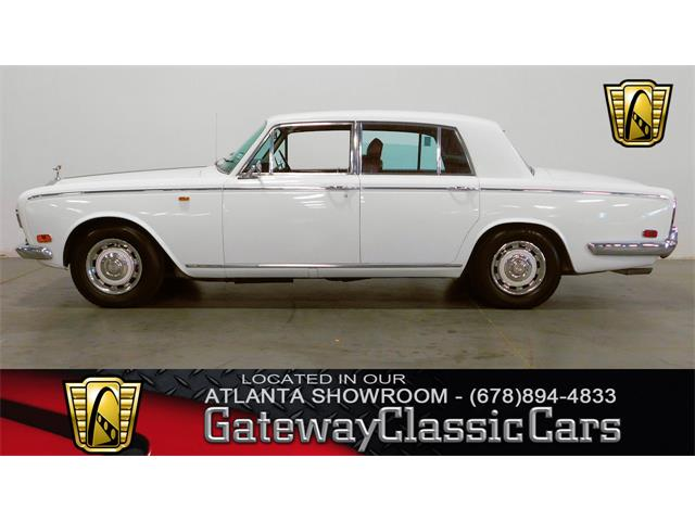 Picture of '69 Silver Shadow - L77Z