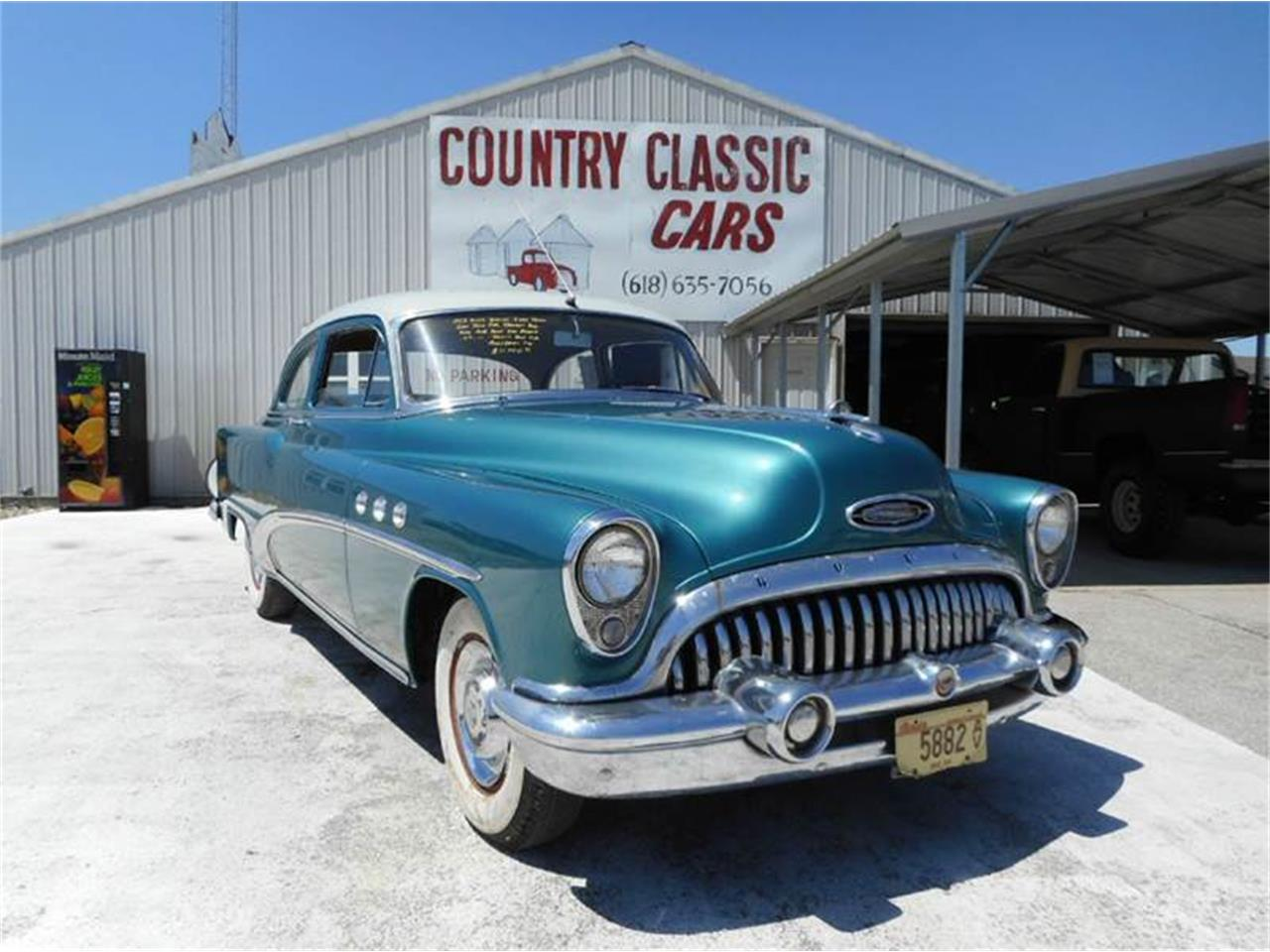 Large Picture of Classic '53 Buick Special - $11,750.00 - L786