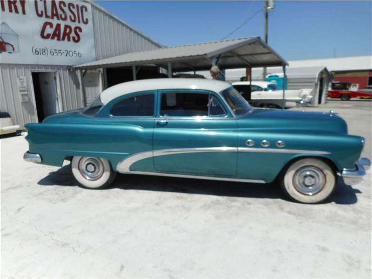 Large Picture of '53 Buick Special located in Illinois Offered by Country Classic Cars - L786