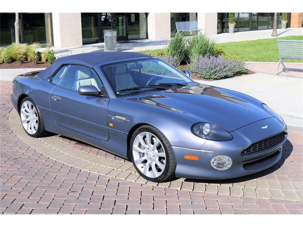 Large Picture of 2003 Aston Martin DB7 located in Brentwood Tennessee Auction Vehicle Offered by Arde Motorcars - L79D