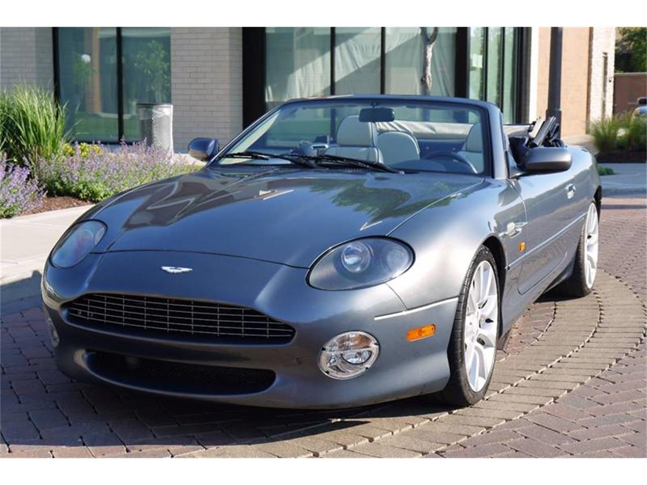 Large Picture of '03 DB7 located in Brentwood Tennessee Offered by Arde Motorcars - L79D