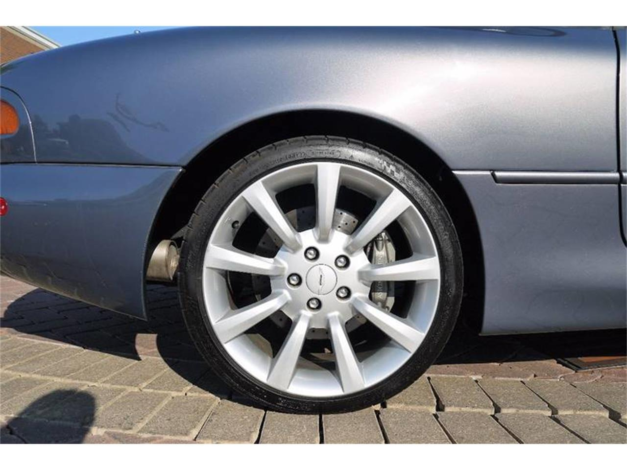 Large Picture of '03 Aston Martin DB7 located in Brentwood Tennessee Auction Vehicle Offered by Arde Motorcars - L79D