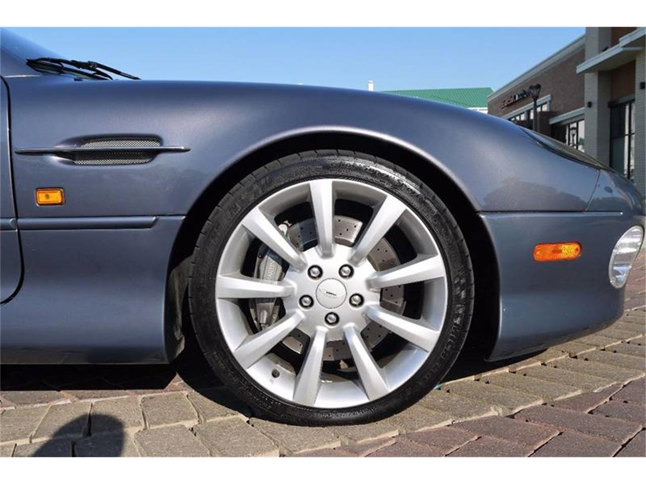 Large Picture of 2003 Aston Martin DB7 located in Brentwood Tennessee - L79D